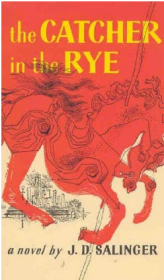 Catcher in the Rye book