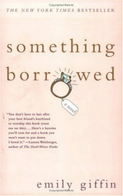 Something Borrowed Book