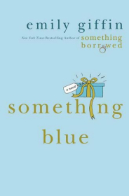 Something Blue Book