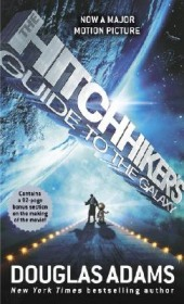 The Hitchhiker's Guide to the Galaxy book