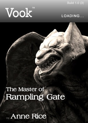 The Master of the Rampling Gate by Anne Rice
