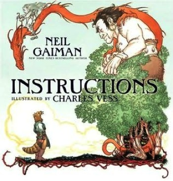 Instructions by Neil Gaiman and Charles Vess