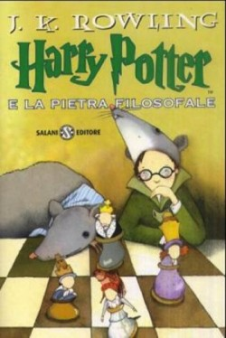 Harry Potter Italian Cover