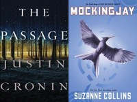 The Passage by Justin Cronin and Mockingjay by Suzanne Collins