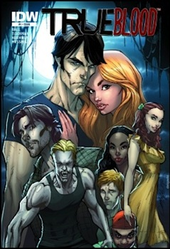 True Blood Issue 1