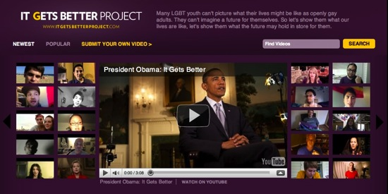 It Gets Better – The It Gets Better Project exists to ...