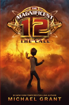 The Magnificent 12 Book Cover