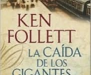 Spanish version of Ken Follet's Fall of Giants