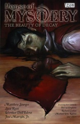 House of Mystery Vol. 4: The Beauty of Decay cover