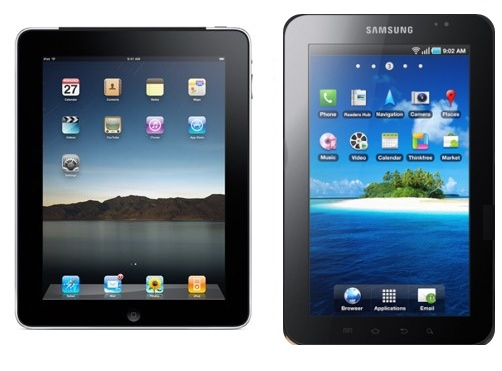 iPad Samsung Galaxy
