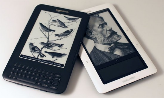 Kindle Nook