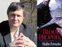 Stefan Petrucha (Author) | Blood Prophecy