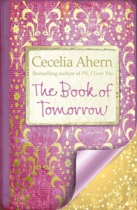 Book of Tomorrow by Cecelia Ahern book cover