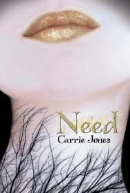 Need by Carrie Jones book cover