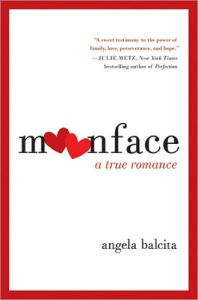 Moonface by Angela Balcita book cover