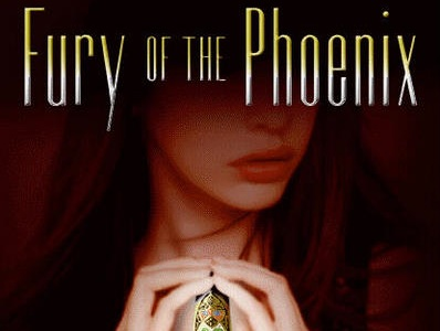 Fury of the Phoenix book cover thumb