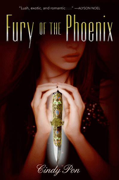 fury of the phoenix book cover