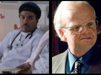 Lenny Kravitz Toby Jones