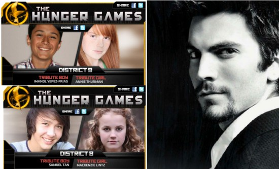 hunger games casting wes bentley