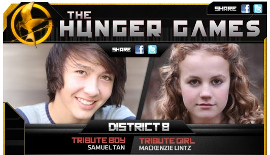 hunger games distric 8