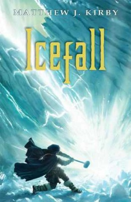 icefall book cover
