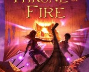 The Kane Chronicles 2: The Throne of Fire by Rick Riordan