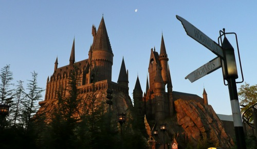 how to go to hogwarts for real
