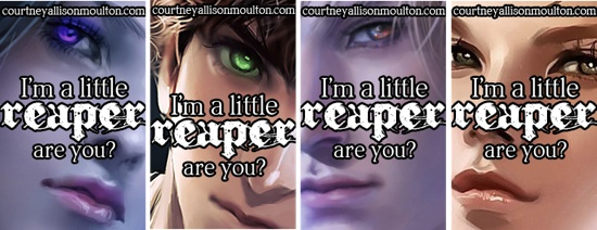 im a little reaper are you