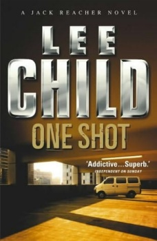 one shot lee child book