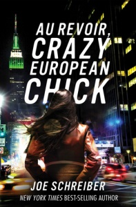 au revoir crazy european chick book
