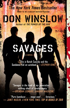 savages don winslow book
