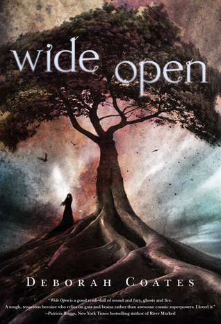 Wide Open by Debora Coates