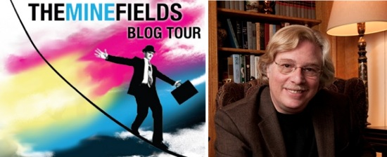 the mine field blog tour